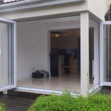 Ken O'Brien Carpentry, Building, Roofing - Bi-fold doors