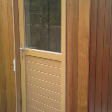 Ken O'Brien Carpentry, Building, Roofing - Hracho Wina back door