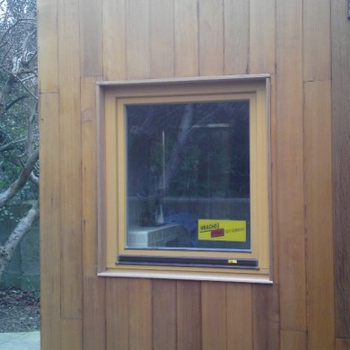 Ken O'Brien Carpentry and Building - Hracho Wina window