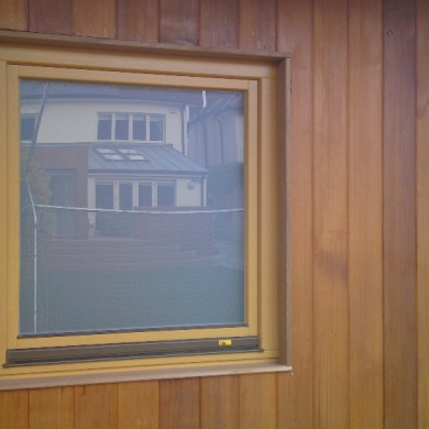 Ken O'Brien Carpentry and Building - Hracho Wina window opaque
