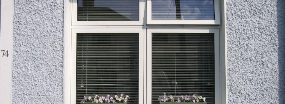 Ken O'Brien Carpentry and Building - Krone wood-alu window