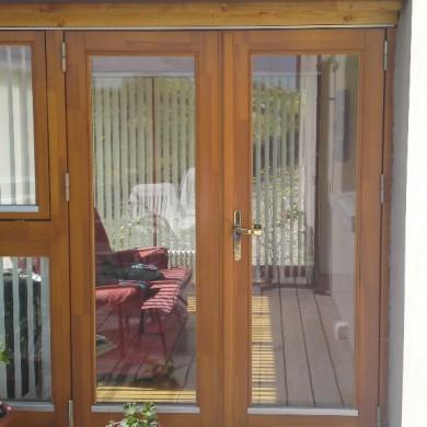 Ken O'Brien Carpentry, Building, Roofing - Patio doors