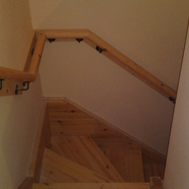 Ken O'Brien Carpentry, Building, Roofing - Stairs