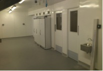 Commercial Kitchen Fit-out - Kitchen ready for moving into