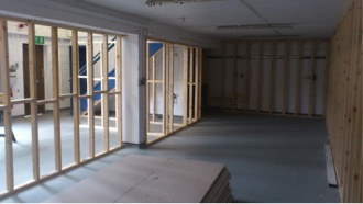 commercial kitchen fit-out