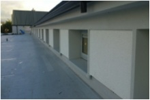 School retrofit with Sto external insulation