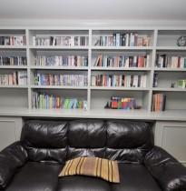 Ken O Brien Carpentry, Furniture , Bookshelves
